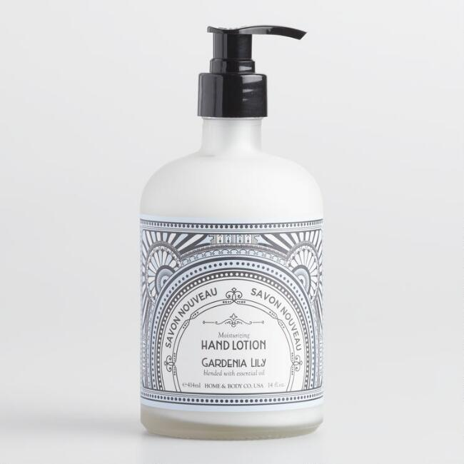 Art Deco Gardenia and Lily Hand Lotion