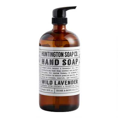 Huntington Wild Lavender Hand Soap