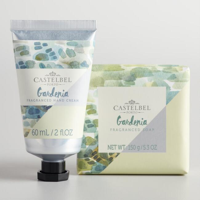 Castelbel Watercolor Gardenia Hand Care Collection