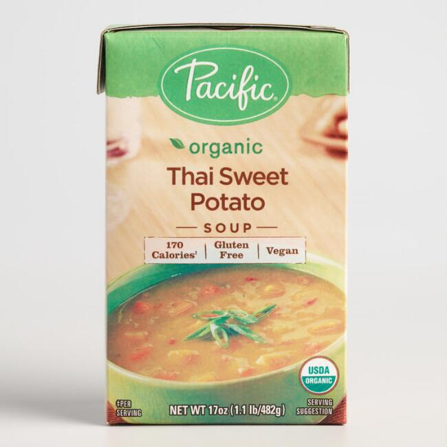 Pacific Soups Thai Sweet Potato Set of 2