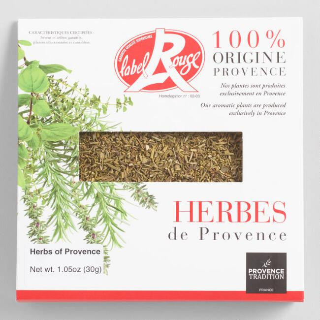 Label Rouge Herbes de Provence