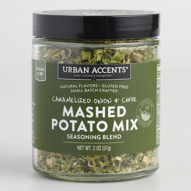 Urban Accents Onion and Chive Mashed Potato Mix