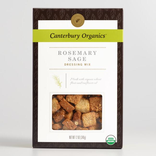 Canterbury Organic Rosemary Sage Dressing Mix