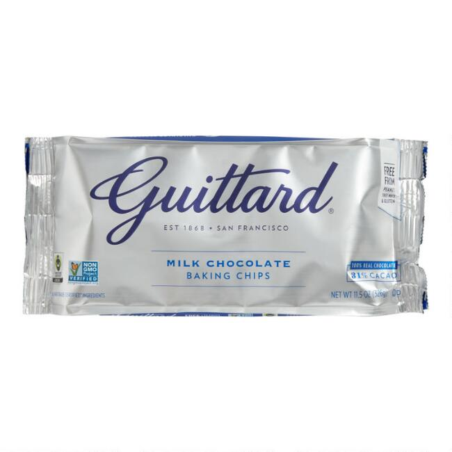Guittard Milk Chocolate Maxi Chips