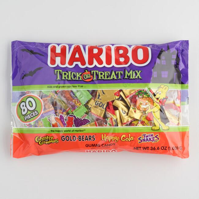 Haribo Spooky Gummy Mix Large Bag