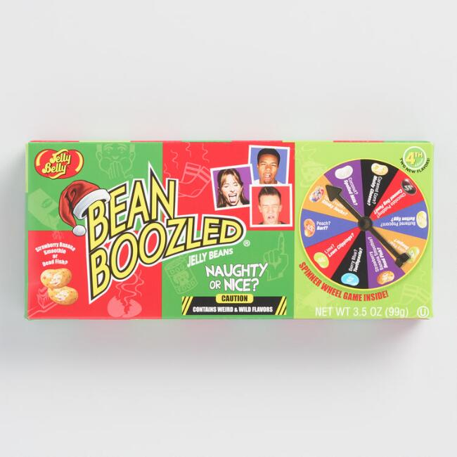 Jelly Belly Beanboozled Christmas Edition