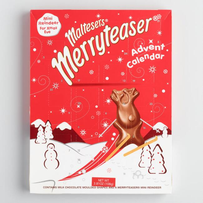 Malteser Candy Advent Calendar
