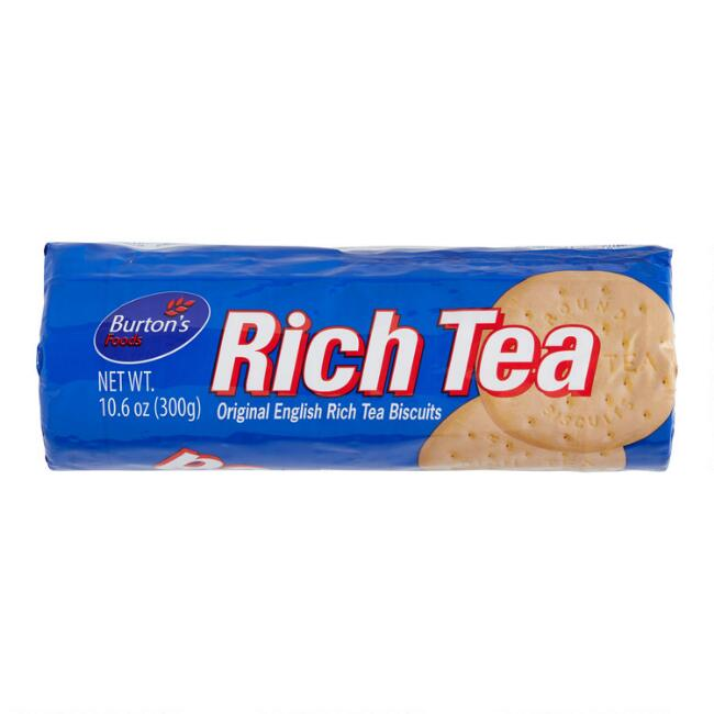 Burton's Rich Tea Biscuits