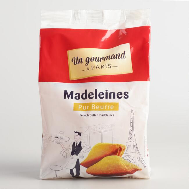 Patisseries Madeleines French Cookies