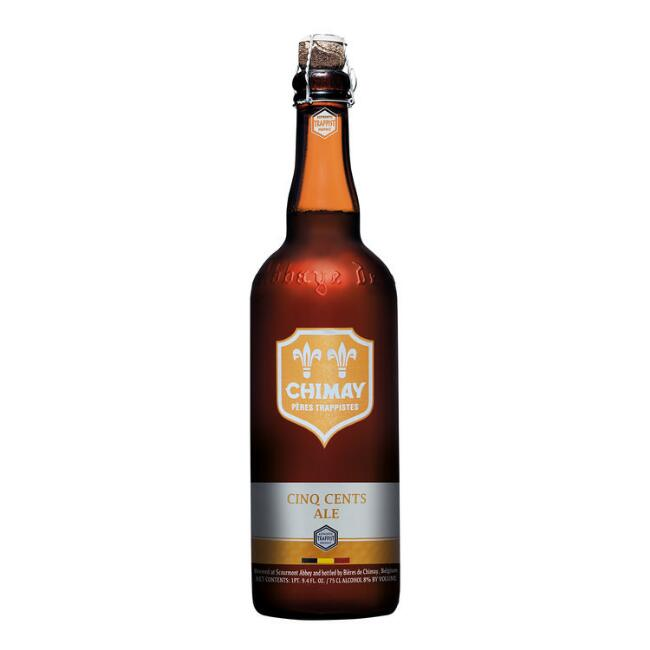 Chimay Cinq Cents White