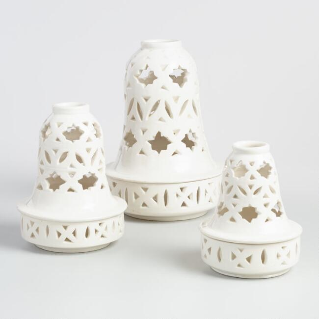 Safi Ceramic Tealight Holders