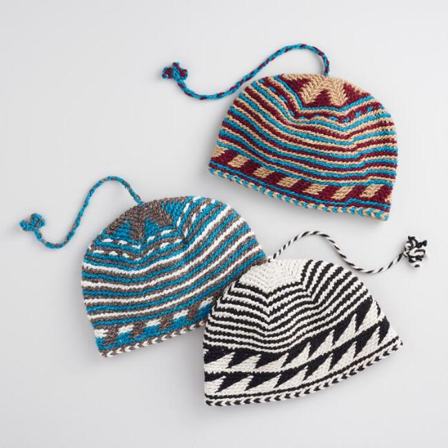 Handwoven Berber Hat Collection