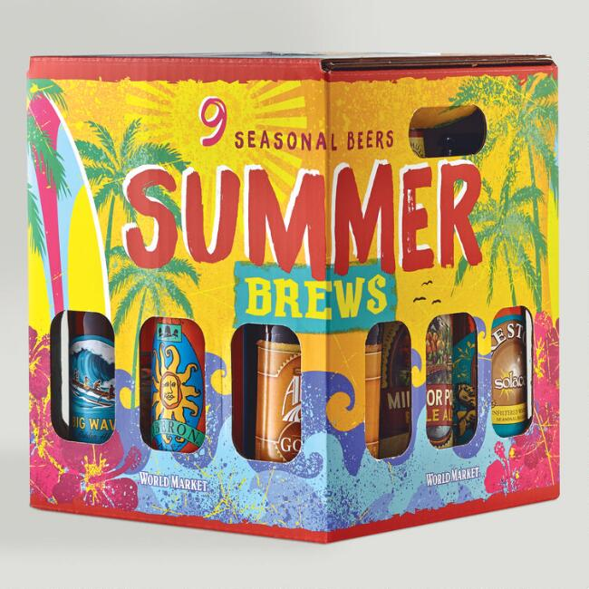 Summer Brews 9 Pack