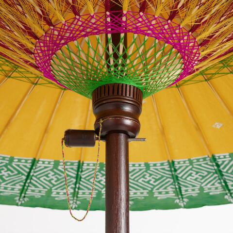 Thai Patio Outdoor Umbrella