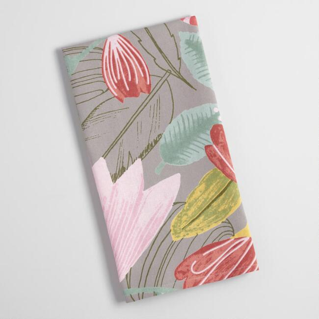 Gigi Floral Kitchen Towel