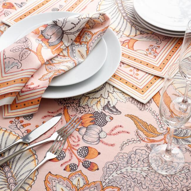 Aerin Floral Table Linen Collection