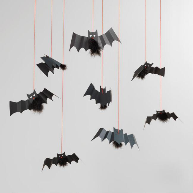 Bag of Bat Set of 8