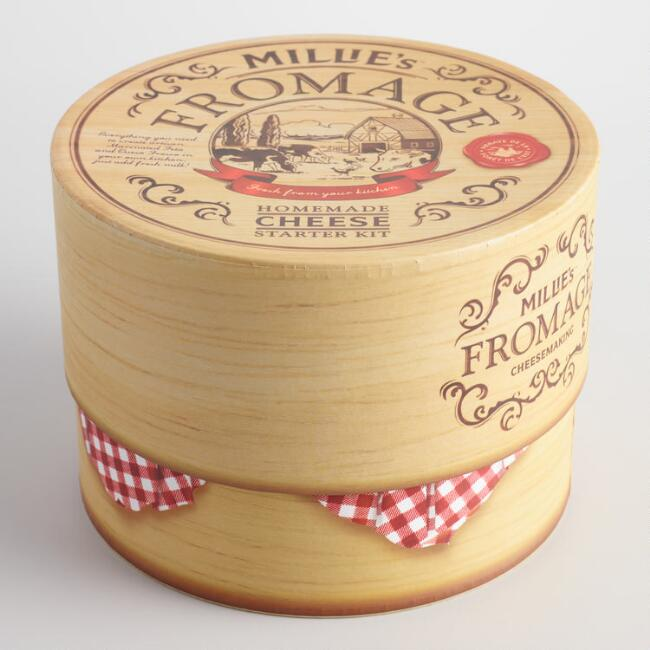 Millies Fromage Cheese Making Kit
