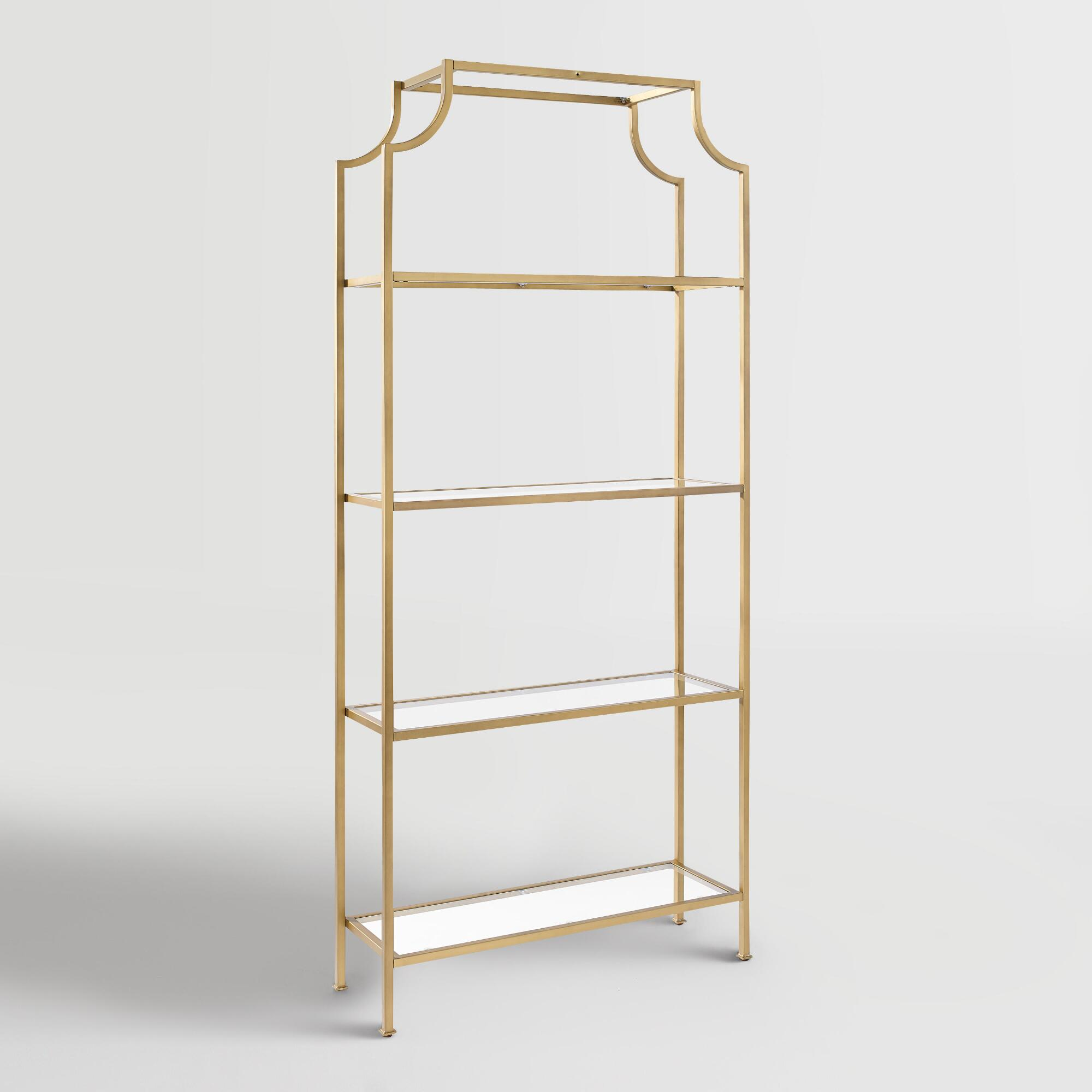 Display Cabinets, Rustic Bookcases, Shelves | World Market