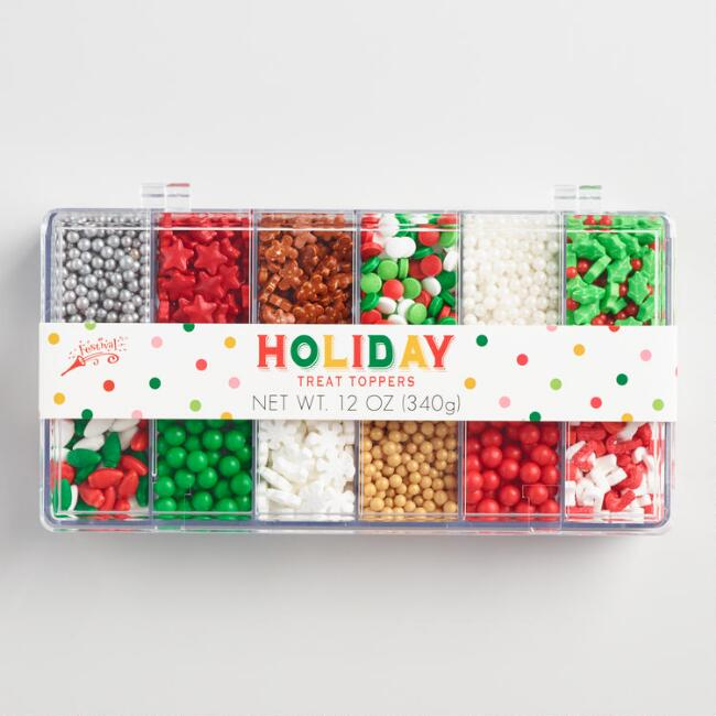 Holiday Treat Toppers Box Set