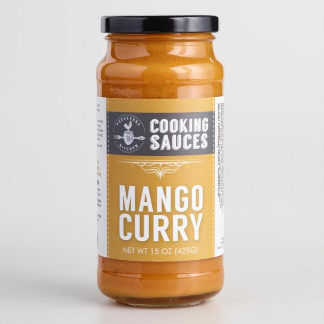 Purveyors Kitchen Mango Curry Simmer Sauce