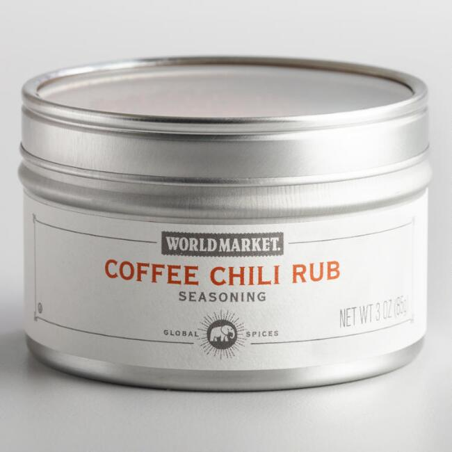World Market® Coffee Chili Spice Rub