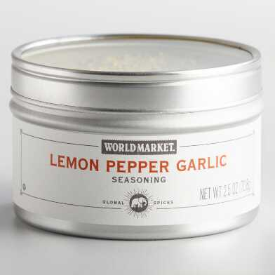 World Market® Lemon Pepper Seasoning