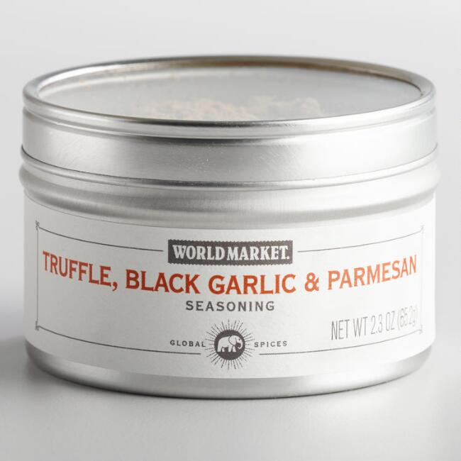 World Market® Black Truffle Garlic Parmesan Seasoning