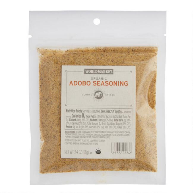 World Market® Organic Adobo Seasoning Spice Bag