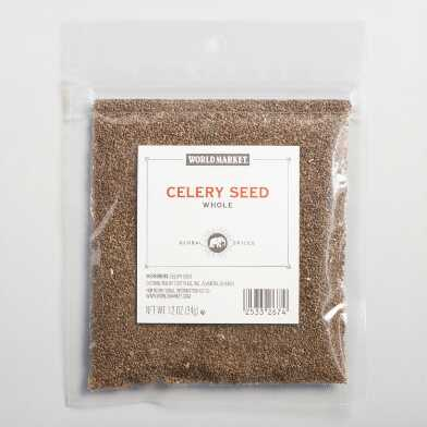 World Market® Whole Celery Seeds Spice Bag