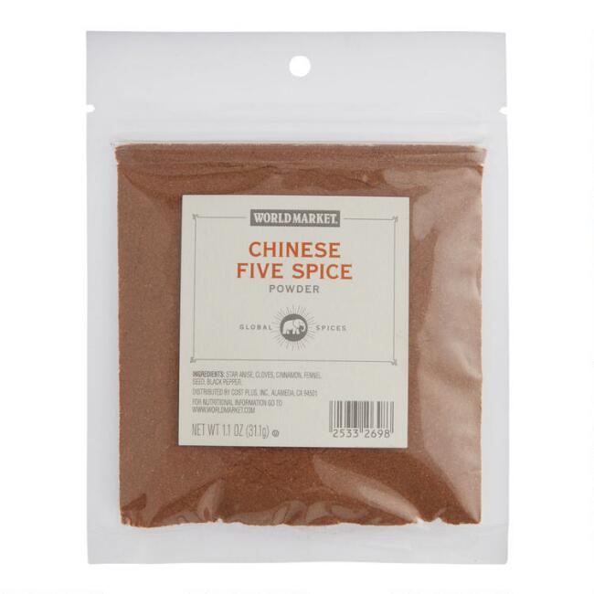 World Market® Chinese Five Spice Seasoning Spice Bag