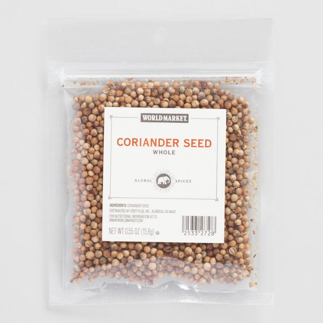World Market® Whole Coriander Spice Bag
