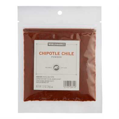 World Market® Ground Chipotle Pepper Spice Bag