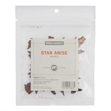 World Market® Whole Star Anise Spice Bag