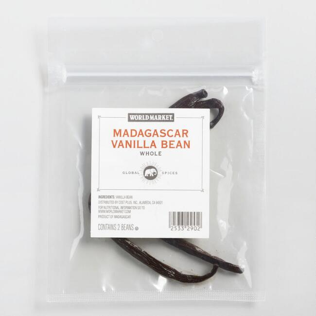 World Market® Madagascar Vanilla Beans Spice Bag