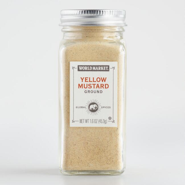 World Market® Ground  Mustard