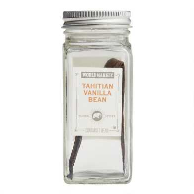 World Market® Tahitian Vanilla Bean Set Of 6