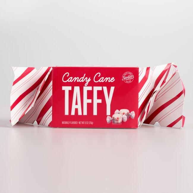 Sweets Peppermint Taffy Twist Box