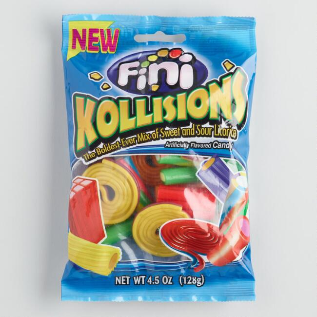 Fini Kollisions Licorice Bites
