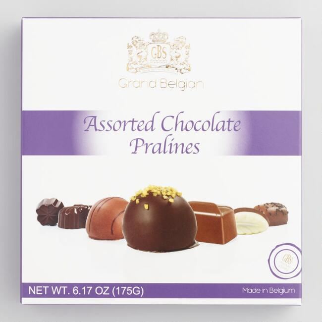 Grand Belgian Assorted Pralines