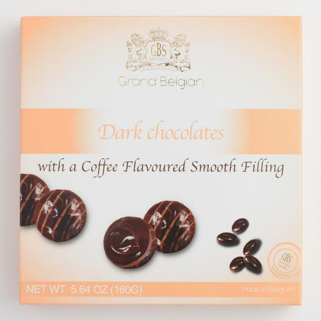 Grand Belgian Dark Coffee Truffines
