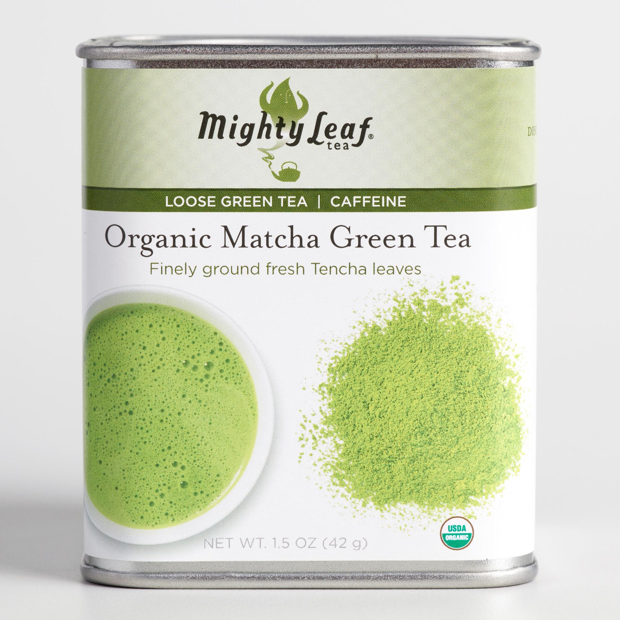 Tea green tea organic tea imported tea world market mighty leaf organic matcha green tea izmirmasajfo Images