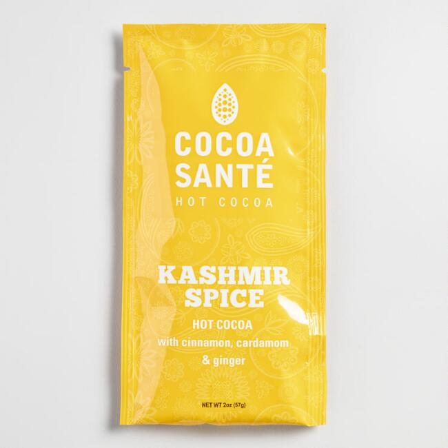 Cocoa Sante Kashmir Spice Hot Cocoa Set of 6