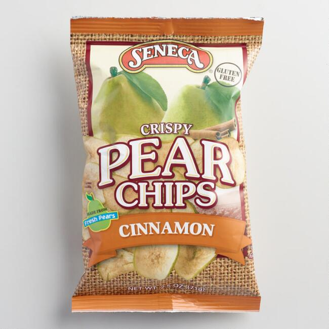 Seneca Cinnamon Pear Chips