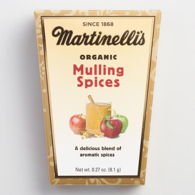 Martinelli's Mulling Spice Bag