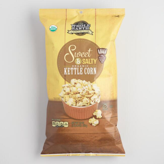 Whole Earth Sweet and Salty Organic Kettle Corn