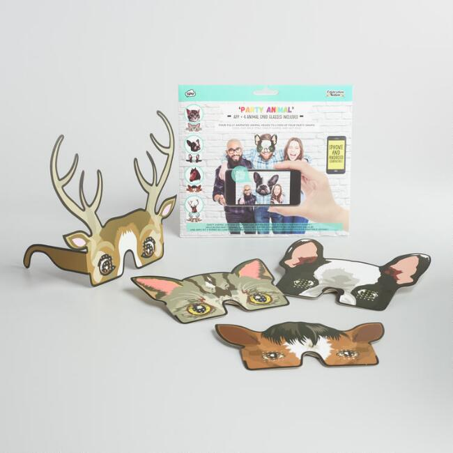 Party Animal App and Glasses