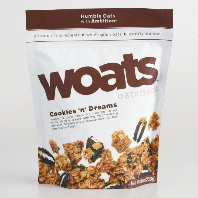 Woats Cookies 'n' Dreams Oatsnack