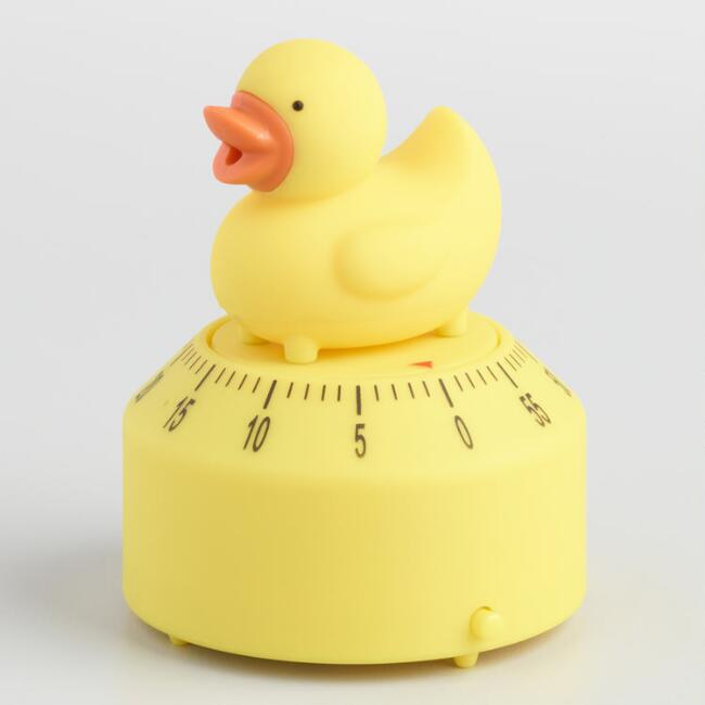 Talking Duck Kitchen Timer