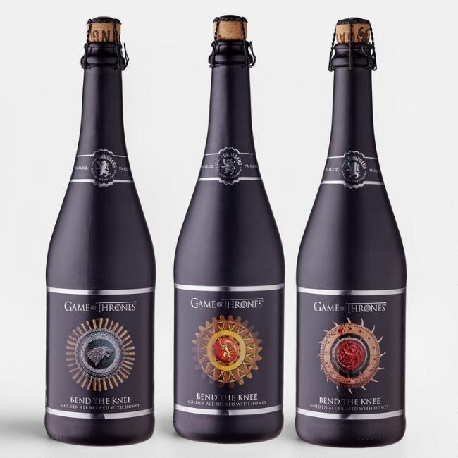 Ommegang Game of Thrones Bend the Knee Beer